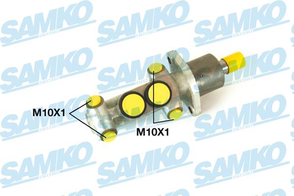 Спирачна помпа SAMKO за PEUGEOT 406, Renault Laguna, FIAT Scudo - P06642