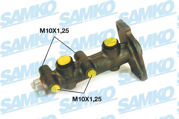 Спирачна помпа SAMKO за LADA 110, 111, 112, Samara - P071292