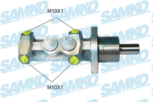 Спирачна помпа SAMKO за FIAT Punto - P07733
