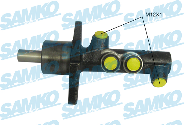 Спирачна помпа SAMKO за FORD Fiesta - P08320