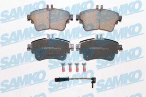 Спирачни накладки SAMKO - 5SP1780A