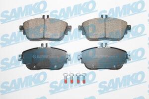 Спирачни накладки SAMKO - 5SP1781