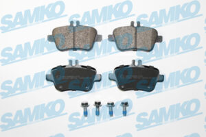 Спирачни накладки SAMKO - 5SP1782