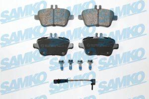 Спирачни накладки SAMKO - 5SP1782A