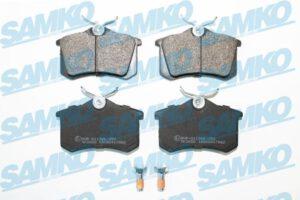 Спирачни накладки SAMKO - 5SP1788