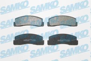 Спирачни накладки SAMKO - 5SP179