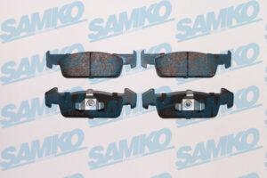 Спирачни накладки SAMKO - 5SP1796