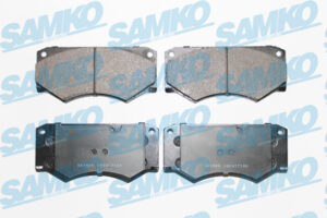 Спирачни накладки SAMKO - 5SP180