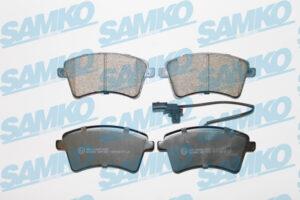 Спирачни накладки SAMKO - 5SP1800