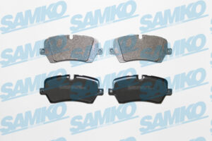 Спирачни накладки SAMKO - 5SP1801