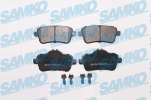 Спирачни накладки SAMKO - 5SP1805