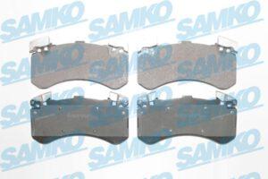 Спирачни накладки SAMKO - 5SP1806