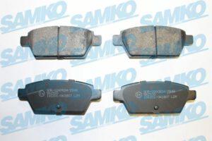 Спирачни накладки SAMKO - 5SP1807