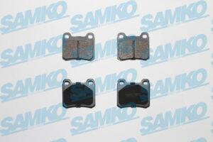 Спирачни накладки SAMKO - SP181