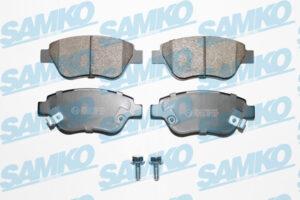 Спирачни накладки SAMKO - 5SP1815