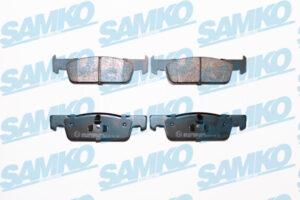 Спирачни накладки SAMKO - 5SP1825