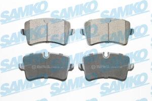 Спирачни накладки SAMKO - 5SP1826
