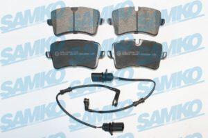 Спирачни накладки SAMKO - 5SP1826A
