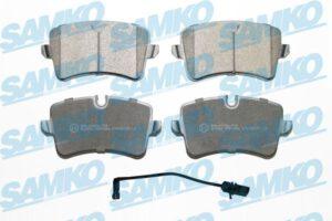 Спирачни накладки SAMKO - 5SP1826C