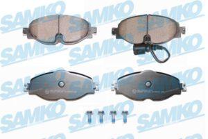 Спирачни накладки SAMKO - 5SP1834