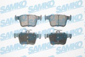 Спирачни накладки SAMKO - 5SP1835