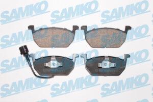 Спирачни накладки SAMKO - 5SP1836