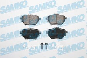 Спирачни накладки SAMKO - 5SP1838