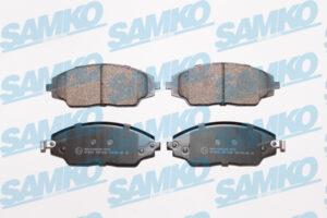 Спирачни накладки SAMKO - 5SP1846