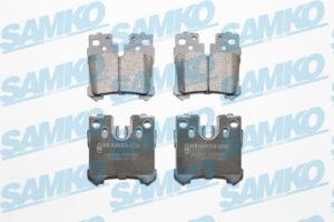Спирачни накладки SAMKO - 5SP1849