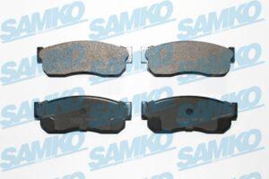 Спирачни накладки SAMKO - 5SP185