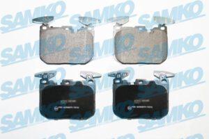 Спирачни накладки SAMKO - 5SP1851