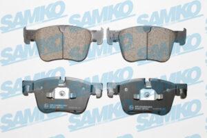 Спирачни накладки SAMKO - 5SP1853