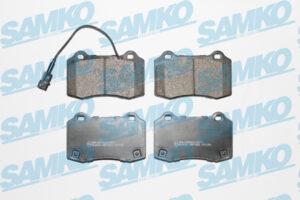 Спирачни накладки SAMKO - 5SP1855
