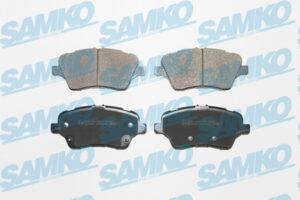 Спирачни накладки SAMKO - 5SP1856