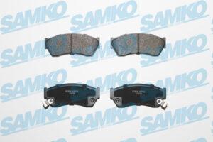 Спирачни накладки SAMKO - 5SP186