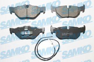 Спирачни накладки SAMKO - 5SP1876B