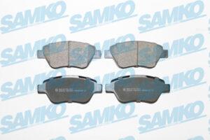 Спирачни накладки SAMKO - 5SP1878