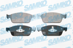 Спирачни накладки SAMKO - 5SP1879