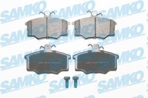 Спирачни накладки SAMKO - 5SP188
