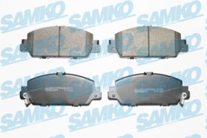 Спирачни накладки SAMKO - 5SP1886