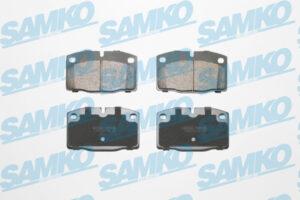 Спирачни накладки SAMKO - 5SP190