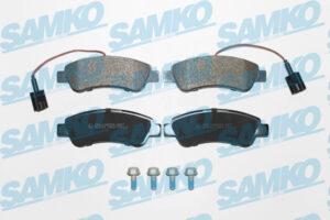 Спирачни накладки SAMKO - 5SP1902