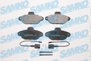 Спирачни накладки SAMKO - 5SP1906