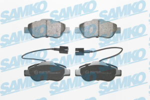 Спирачни накладки SAMKO - 5SP1907