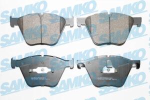 Спирачни накладки SAMKO - 5SP1908