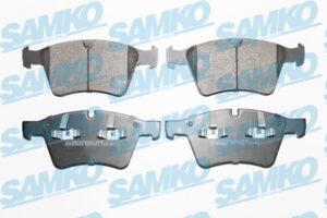 Спирачни накладки SAMKO - 5SP1912