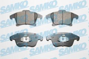 Спирачни накладки SAMKO - 5SP1914