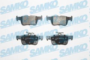Спирачни накладки SAMKO - 5SP1915