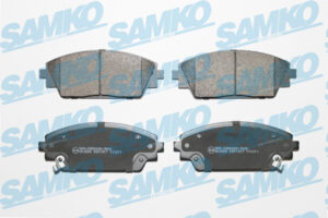 Спирачни накладки SAMKO - 5SP1917