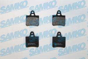 Спирачни накладки SAMKO - 5SP194